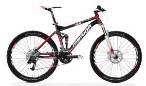 Z gorskim kolesom se lahko podamo tudi na bolj ekstremne ture v naravo