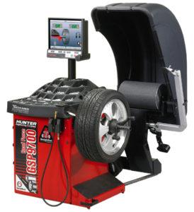 Menjavo gum omogoča avtomobilski servis in vsaka vulkanizerska delavnica